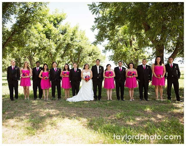 NM Farm and Ranch Museum Wedding by Taylor'd Photography | www.taylordphoto.com
