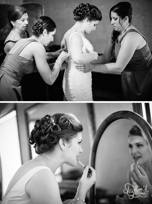 Grapevine Plaza wedding from Taylor'd Photography | www.taylordphoto.com